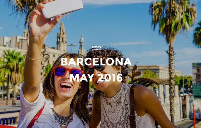 Le week-end lesbien à Barcelone avec OlaGirls